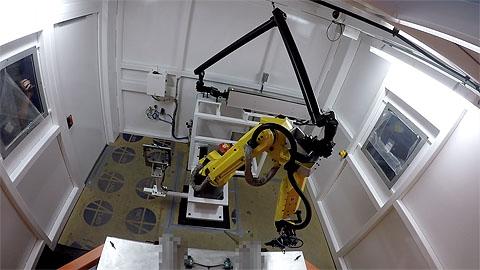 Articulated Arms Laser Mechanisms Inc